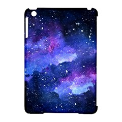 Galaxy Apple Ipad Mini Hardshell Case (compatible With Smart Cover) by Kathrinlegg