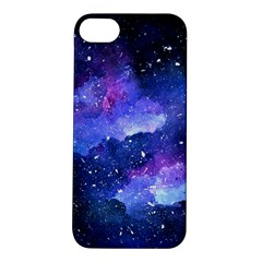 Galaxy Apple Iphone 5s/ Se Hardshell Case by Kathrinlegg