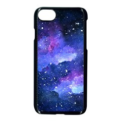 Galaxy Apple Iphone 7 Seamless Case (black) by Kathrinlegg