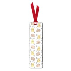 Cute Hamster Pattern Small Book Marks