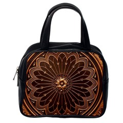 Decorative Antique Gold Classic Handbags (one Side) by BangZart