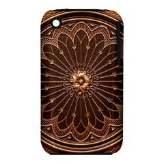 Decorative Antique Gold Iphone 3s/3gs by BangZart