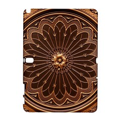 Decorative Antique Gold Galaxy Note 1