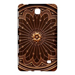 Decorative Antique Gold Samsung Galaxy Tab 4 (8 ) Hardshell Case  by BangZart