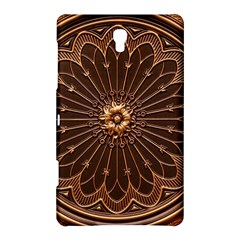 Decorative Antique Gold Samsung Galaxy Tab S (8 4 ) Hardshell Case  by BangZart