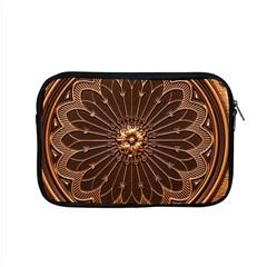Decorative Antique Gold Apple Macbook Pro 15  Zipper Case by BangZart