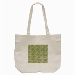 Cute Hamster Pattern Tote Bag (cream) by BangZart