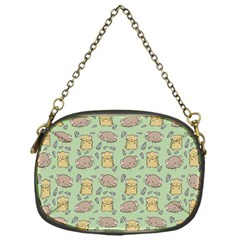 Cute Hamster Pattern Chain Purses (one Side)  by BangZart