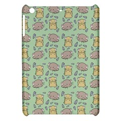 Cute Hamster Pattern Apple Ipad Mini Hardshell Case by BangZart