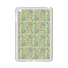 Cute Hamster Pattern Ipad Mini 2 Enamel Coated Cases