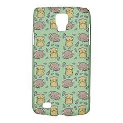 Cute Hamster Pattern Galaxy S4 Active