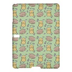 Cute Hamster Pattern Samsung Galaxy Tab S (10 5 ) Hardshell Case  by BangZart