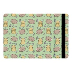 Cute Hamster Pattern Apple Ipad Pro 10 5   Flip Case
