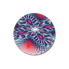 Creative Abstract Magnet 3  (round) by BangZart