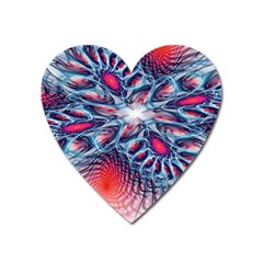 Creative Abstract Heart Magnet by BangZart