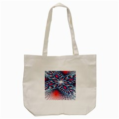 Creative Abstract Tote Bag (cream) by BangZart
