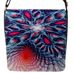 Creative Abstract Flap Messenger Bag (s) by BangZart