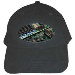 Computer Ram Tech Black Cap by BangZart
