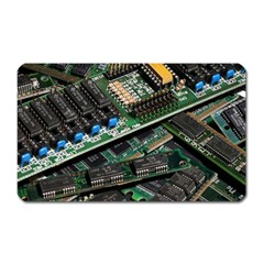 Computer Ram Tech Magnet (rectangular)