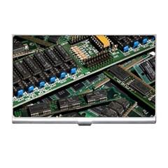 Computer Ram Tech Business Card Holders by BangZart