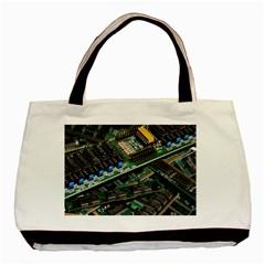Computer Ram Tech Basic Tote Bag by BangZart