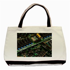 Computer Ram Tech Basic Tote Bag (two Sides)