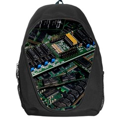 Computer Ram Tech Backpack Bag by BangZart