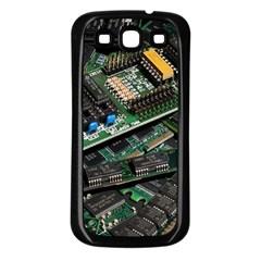 Computer Ram Tech Samsung Galaxy S3 Back Case (black)