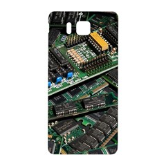 Computer Ram Tech Samsung Galaxy Alpha Hardshell Back Case by BangZart