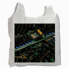 Computer Ram Tech Recycle Bag (two Side)