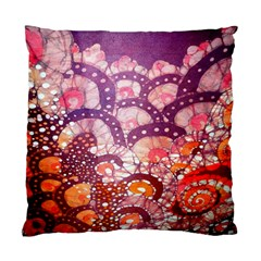 Colorful Art Traditional Batik Pattern Standard Cushion Case (two Sides) by BangZart