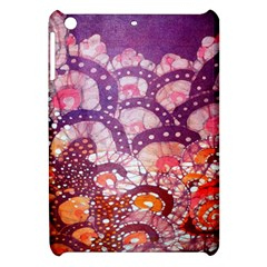 Colorful Art Traditional Batik Pattern Apple Ipad Mini Hardshell Case
