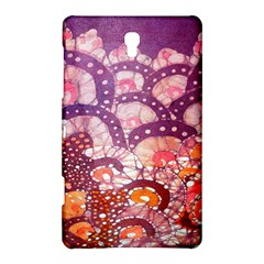 Colorful Art Traditional Batik Pattern Samsung Galaxy Tab S (8 4 ) Hardshell Case  by BangZart
