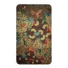 Colorful The Beautiful Of Art Indonesian Batik Pattern Memory Card Reader