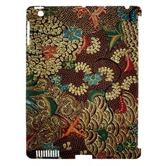 Colorful The Beautiful Of Art Indonesian Batik Pattern Apple Ipad 3/4 Hardshell Case (compatible With Smart Cover) by BangZart