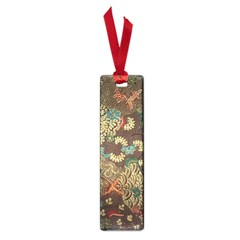 Colorful The Beautiful Of Art Indonesian Batik Pattern Small Book Marks by BangZart