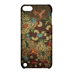 Colorful The Beautiful Of Art Indonesian Batik Pattern Apple Ipod Touch 5 Hardshell Case With Stand by BangZart