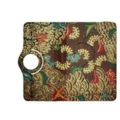 Colorful The Beautiful Of Art Indonesian Batik Pattern Kindle Fire Hdx 8 9  Flip 360 Case by BangZart