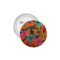 Colorful The Beautiful Of Art Indonesian Batik Pattern(1) 1 75  Buttons