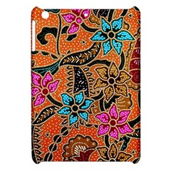 Colorful The Beautiful Of Art Indonesian Batik Pattern(1) Apple Ipad Mini Hardshell Case by BangZart