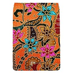 Colorful The Beautiful Of Art Indonesian Batik Pattern(1) Flap Covers (s)  by BangZart