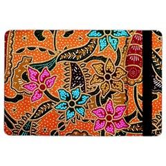Colorful The Beautiful Of Art Indonesian Batik Pattern(1) Ipad Air 2 Flip by BangZart