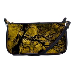 Colorful The Beautiful Of Traditional Art Indonesian Batik Pattern Shoulder Clutch Bags by BangZart