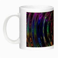 Color In The Round Night Luminous Mugs by BangZart