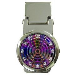 Color In The Round Money Clip Watches by BangZart