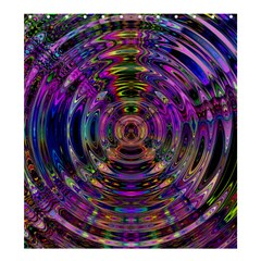 Color In The Round Shower Curtain 66  X 72  (large)  by BangZart