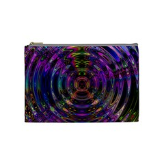 Color In The Round Cosmetic Bag (medium)  by BangZart