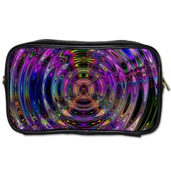 Color In The Round Toiletries Bags 2 Side by BangZart