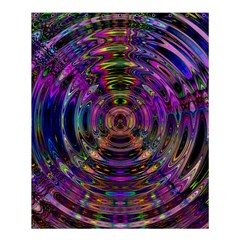 Color In The Round Shower Curtain 60  X 72  (medium)  by BangZart