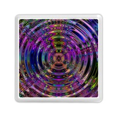 Color In The Round Memory Card Reader (square)  by BangZart